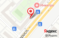 Схема проезда до компании Агентство Социальных Технологий «Политех» в Москве