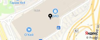Maestro на карте Москвы
