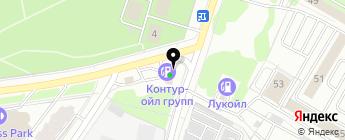 КОНТУР-ОЙЛ ГРУПП на карте Москвы