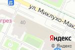 Схема проезда до компании Мой первый бал в Москве