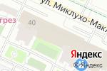 Схема проезда до компании Магазин детских кроваток в Москве
