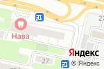 Схема проезда до компании Улыбка ребенка в Москве