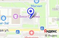 Схема проезда до компании КИНОТЕАТР ВОЛГА в Москве