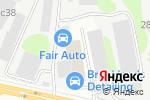 Схема проезда до компании Spirella в Москве