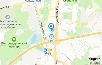 Местоположение на карте пункта техосмотра по адресу г Москва, проезд Керамический, д 8А стр 6