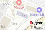 Схема проезда до компании Ventilus в Москве