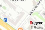 Схема проезда до компании Кокон в Москве