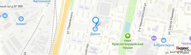 улица Литвина-Седого