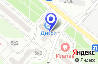 Схема проезда до компании МАГАЗИН МУЗЫКАЛЬНЫХ ИНСТРУМЕНТОВ ДОСУГ в Москве