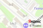 Схема проезда до компании Отдел по работе с населением Управления в Москве