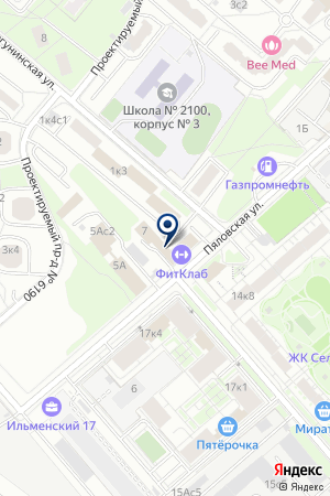 АВТОСЕРВИСНОЕ ПРЕДПРИЯТИЕ ИВМАКС на карте Москвы