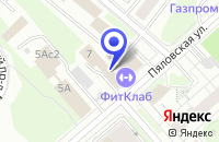 Схема проезда до компании АВТОСЕРВИСНОЕ ПРЕДПРИЯТИЕ ИВМАКС в Москве