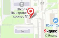 Схема проезда до компании Авс Безопасность в Москве