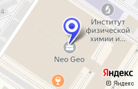Схема проезда до компании ПТФ КАБИНЕТ в Москве