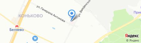 Детская городская поликлиника №81 на карте Москвы