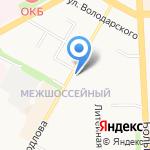 Bags на карте Подольска