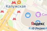 Схема проезда до компании Компания по продвижению сайтов в Москве