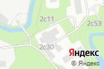 Схема проезда до компании Avtovita.msk в Москве
