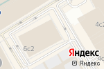 Схема проезда до компании Ассоциация юристов и адвокатов в Москве