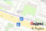 Схема проезда до компании Столичная в Москве