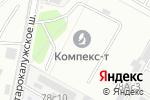 Схема проезда до компании Ваша Бухгалтерия в Москве