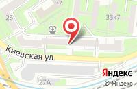 Схема проезда до компании Фактор Света в Москве