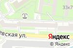 Схема проезда до компании ОБЖ в Москве