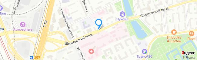Шмитовский проезд