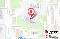 Схема проезда до компании Парус в Подольске