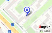 Схема проезда до компании ИНФОРМАЦИОННОЕ АГЕНТСТВО TRIBUNE в Москве