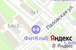 Схема проезда до компании Автобат в Москве