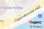 Схема проезда до компании Jouvence Eternelle в Москве
