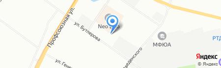Брокерский дом на карте Москвы