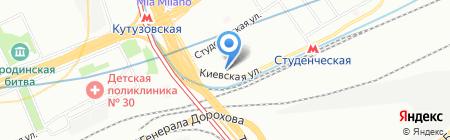 Биология на карте Москвы