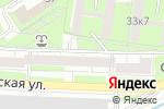 Схема проезда до компании Библиотека в школе в Москве