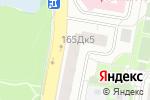 Схема проезда до компании Букнорд в Москве