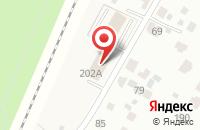 Схема проезда до компании Дорэнергопром в Подольске