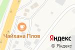 Схема проезда до компании Торговая компания в Ерёмино