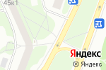 Схема проезда до компании Евротаксикон в Москве