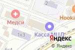 Схема проезда до компании Садко Премиум в Москве