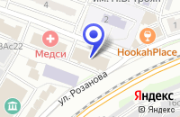 Схема проезда до компании ИНФОРМАЦИОННОЕ АГЕНТСТВО ДАН ЭНД БРЭДСТРИТ-СНГ в Москве