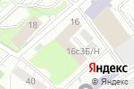 Схема проезда до компании Бизнес Лигал Солюшнс Кустос Груп в Москве
