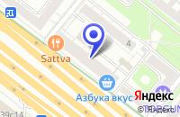 Схема проезда до компании ОБУВНОЙ МАГАЗИН TERVOLINA в Москве