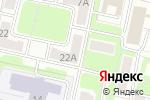 Схема проезда до компании Мегаполис в Москве