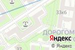 Схема проезда до компании СтройГлобал в Москве