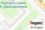 Схема проезда до компании Weekend в Москве