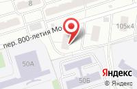 Схема проезда до компании Региональный Общественный Фонд Содействия Экологической Безопасности в Москве