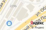 Схема проезда до компании Забава в Москве