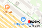 Схема проезда до компании ИКБ Логос в Москве
