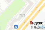 Схема проезда до компании AuRoom в Москве